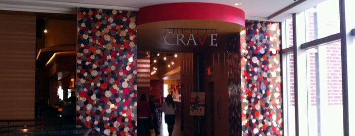 CRAVE American Kitchen & Sushi Bar is one of Patio's in Minneapolis.