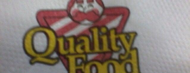 Quality Food is one of Onde almoçar na Paulista.