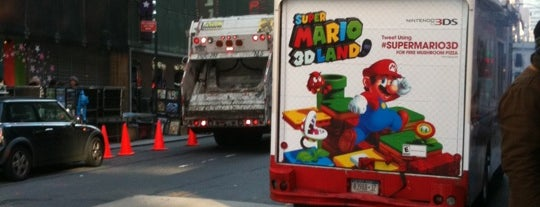 Super Mario 3D Land is one of NYC By M8.