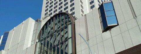 Hotel Hankyu International is one of Posti che sono piaciuti a Shigeo.