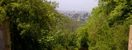 Parque Metropolitano de Santiago is one of Santiago.