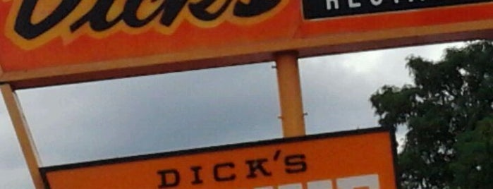 Dick's Drive-In is one of Food.