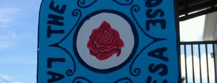 The English Rose is one of Restaurants.