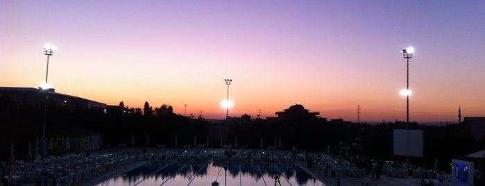 Yıldırım Belediyesi Spor Kompleksi is one of Lugares favoritos de k&k.