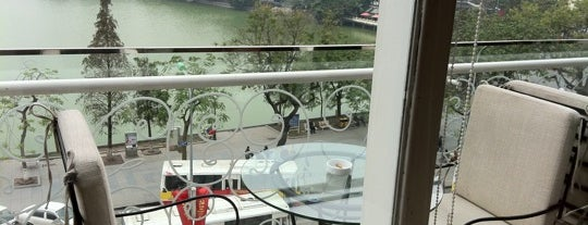 Avalon Cafe Lounge is one of SOUTH EAST ASIA Dining with a View.