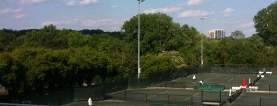 Bitsy Grant Tennis Center is one of Lieux qui ont plu à Matthew.