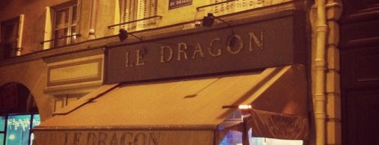 Le Dragon is one of Paris de Modiano.
