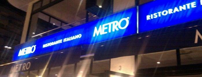METRO Ristorante Italiano is one of Malaga Specials.