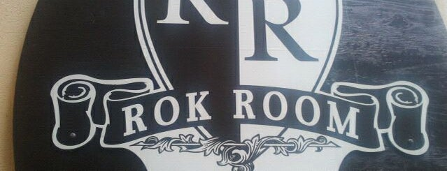 Rok Room is one of My FAV Hot Spots.