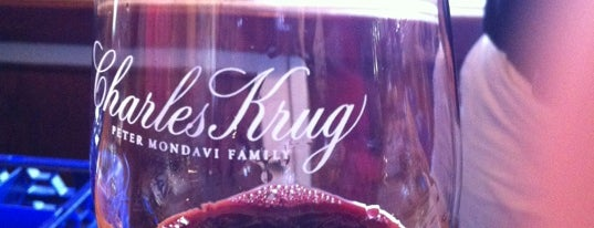 Charles Krug Winery is one of NVFF | Wine Partners.