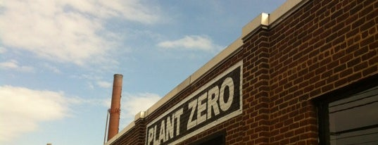 Plant Zero is one of Foodie.