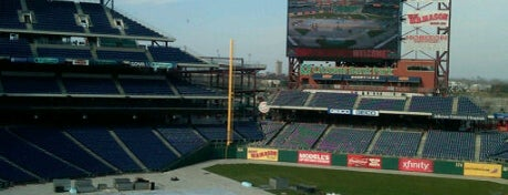 Citizens Bank Park is one of Let's get lose.