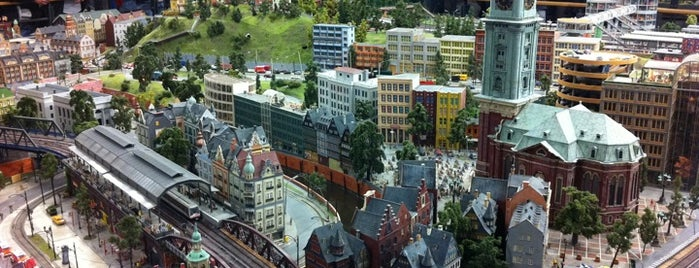 Miniatur Wunderland is one of Aviation.