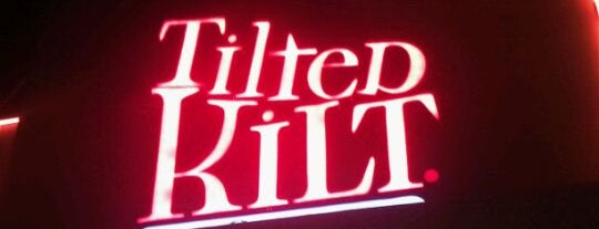 Tilted Kilt Pub And Brewery is one of Peoria Bars.