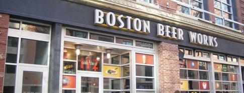 Beerworks Brewing Co. is one of Beantown.