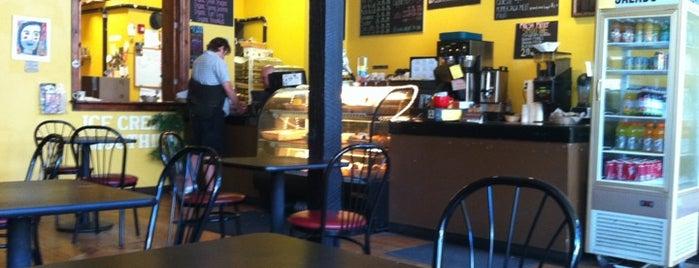 Atomic Bean Cafe is one of Brian'ın Kaydettiği Mekanlar.