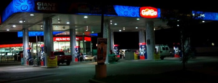 GetGo is one of Top picks for Gas Stations or Garages.