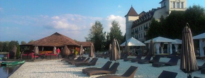 Едем Резорт / Edem Resort is one of Orte, die Artur gefallen.