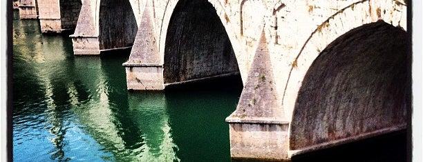 Most Mehmed paše Sokolovića | Na Drini ćuprija is one of Out of Belgrade.