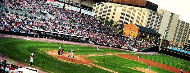 Frontier Field is one of Sporting Venues.