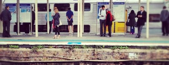 Redfern Station is one of Sydney Train Stations Watchlist.