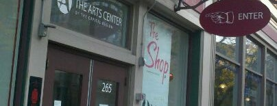 The Arts Center of the Capital Region is one of NY Capital Region.