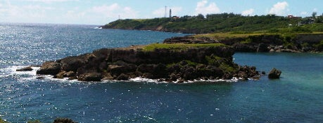 Culpepper Island is one of Barbados.