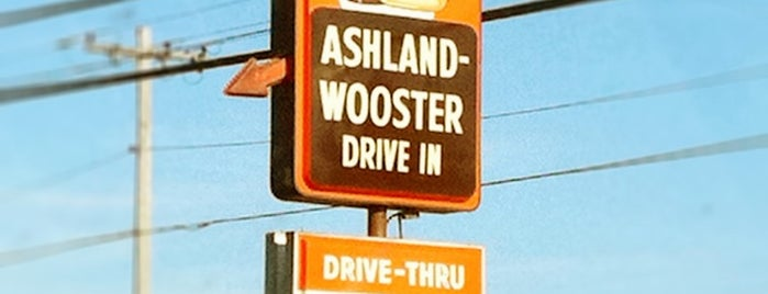 Ashland-Wooster Drive In is one of Been To.