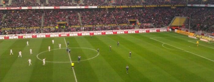 RheinEnergieStadion is one of Best Stadiums.