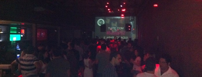 Lab Club is one of São Paulo Nightlife!.