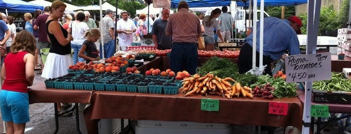 Bardstown Road Farmers' Market is one of Louisville.