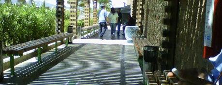 Zona de descanso @Samsung Eléctronics México is one of Locais curtidos por Jonathan.