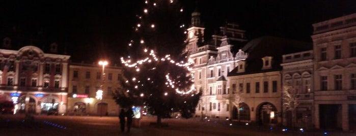 Karlovo náměstí is one of Locais curtidos por Lucie.