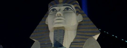 Luxor Hotel & Casino is one of Places I've been.