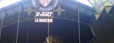 Mercat de Sant Josep - La Boqueria is one of La otra Barcelona.
