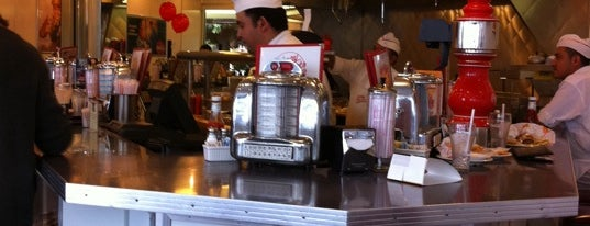 Johnny Rockets is one of San Francisco et sa région.