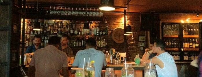 La Distillerie No. 1 is one of Montréal: My favorite nightlife spots!.