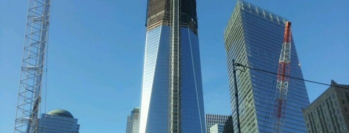 One World Trade Center is one of New York Wishlist.