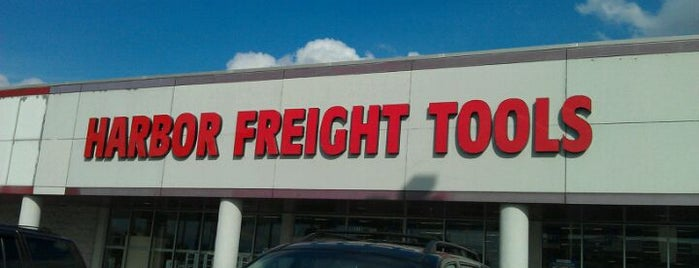 Harbor Freight Tools is one of Miami 2013.