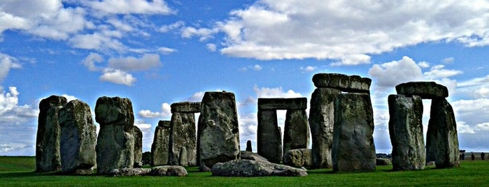 Stonehenge is one of London Favorites.