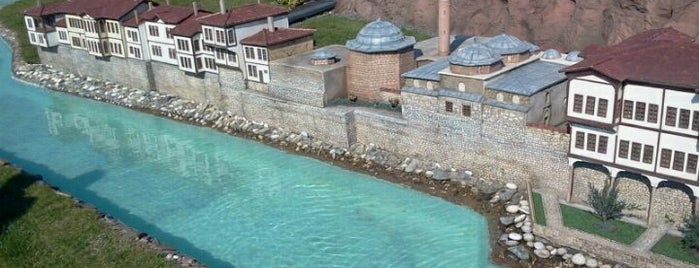 Miniatürk is one of Istanbul Tourist Attractions by GB.