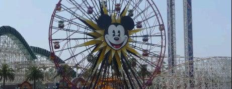Disneyland Park is one of Best Spots to Visit.