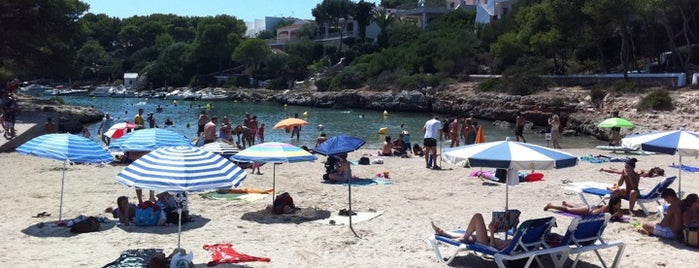 Cala'n Blanes is one of Places I Love.