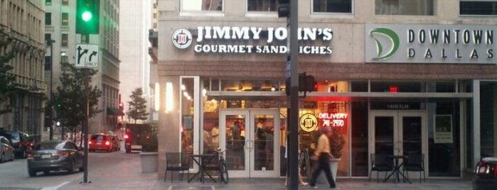 Jimmy John's is one of Terri: сохраненные места.