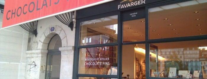 Favarger is one of Lugares favoritos de Stéphane.