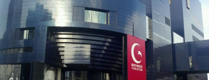 Guthrie Theater is one of A Collection of MN.
