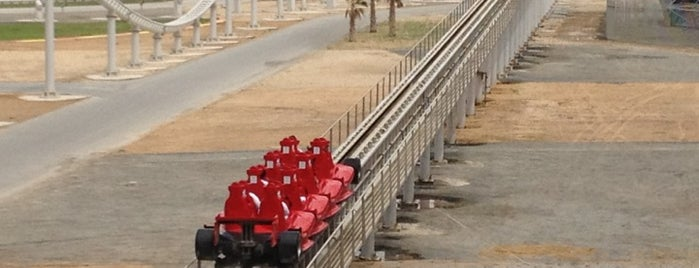 Formula Rossa is one of Love A Challenge?.
