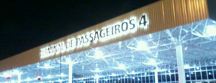 Terminal 1 (TPS1) is one of Locais curtidos por Alisson.