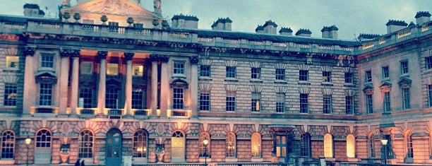 Somerset House is one of Late nights at London museums and galleries.