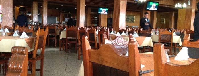 Restaurant El Tiuna is one of Restaurantes Barquisimeto.
